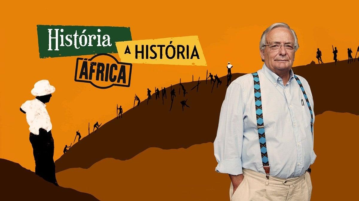 História a História África