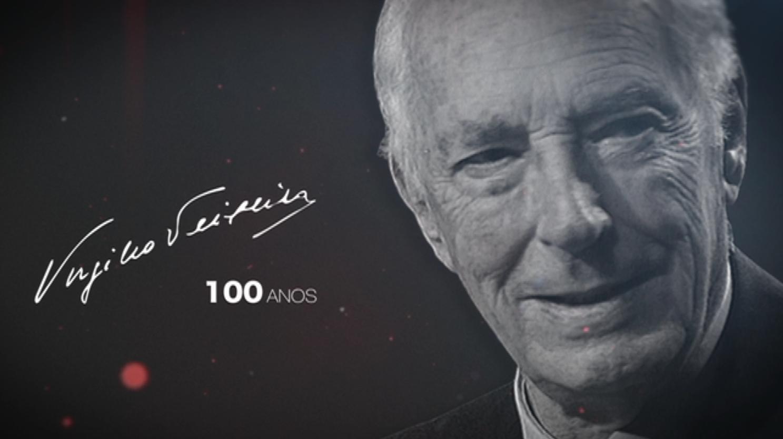 Play - Virgílio Teixeira, 100 anos
