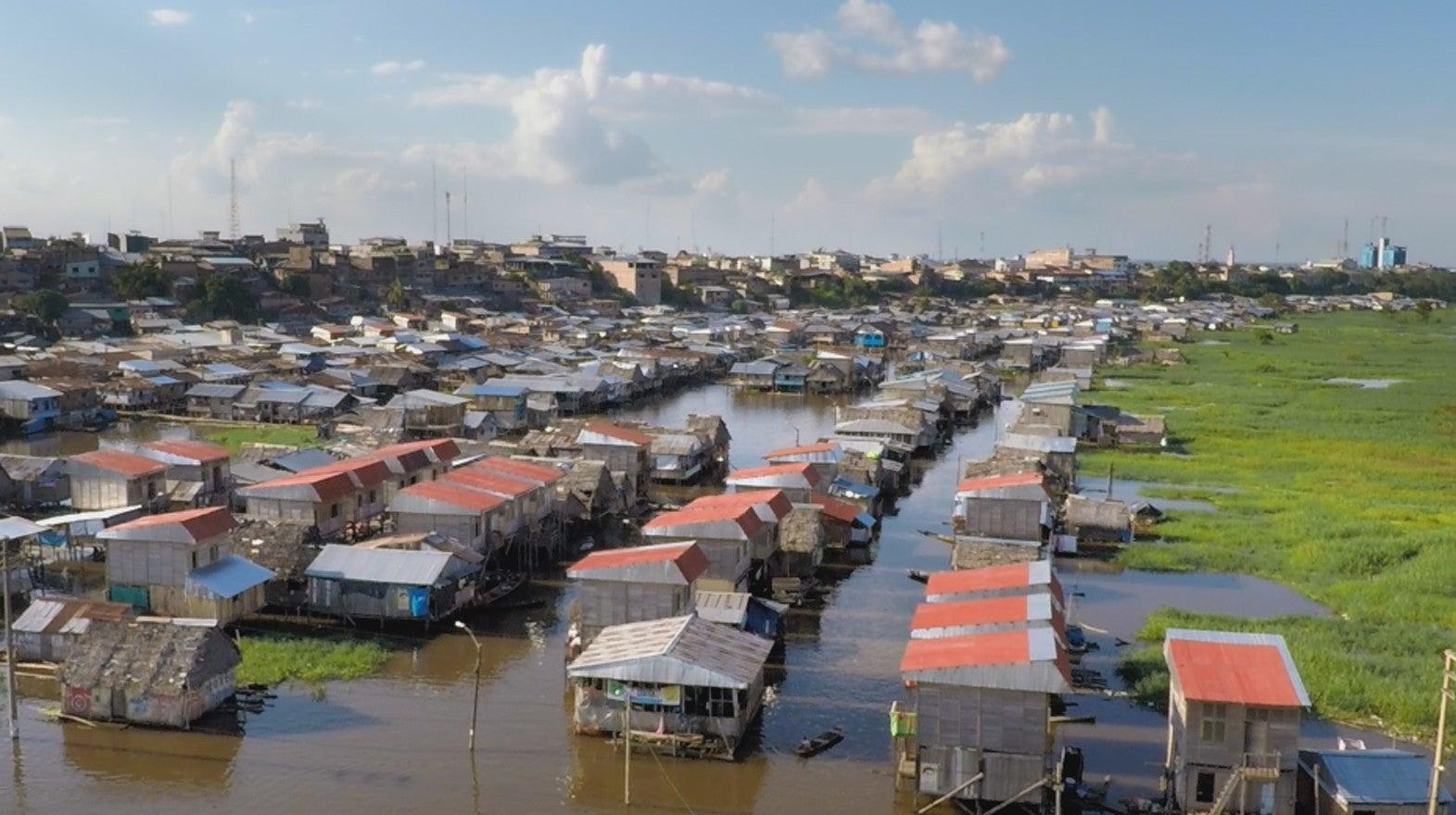 Iquitos, Peru - Uma Cidade Sobre o Rio
