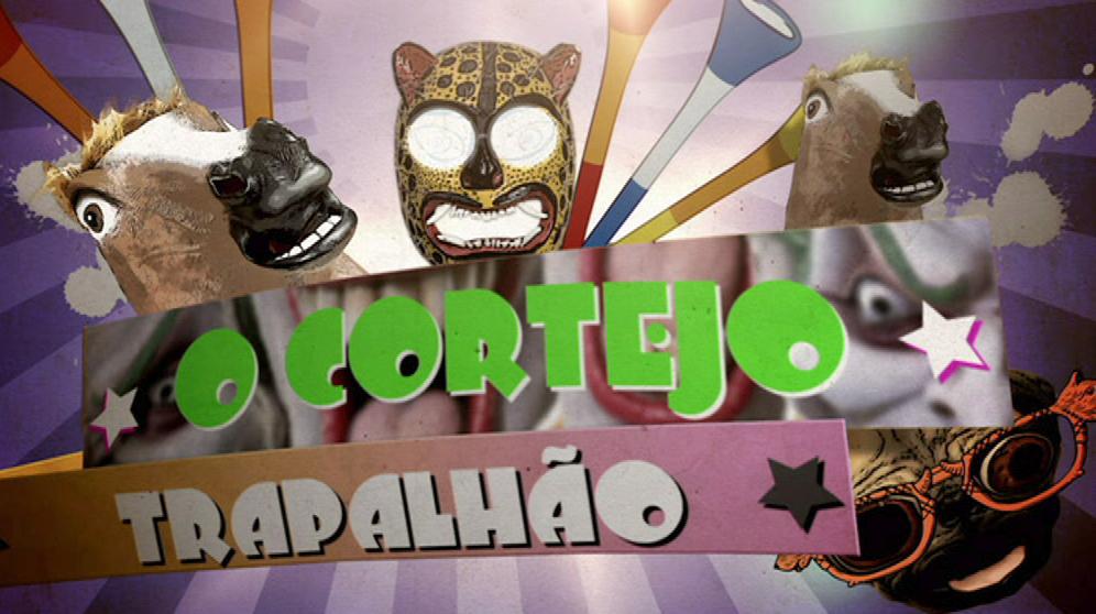 Play - Cortejo Trapalhão 2018