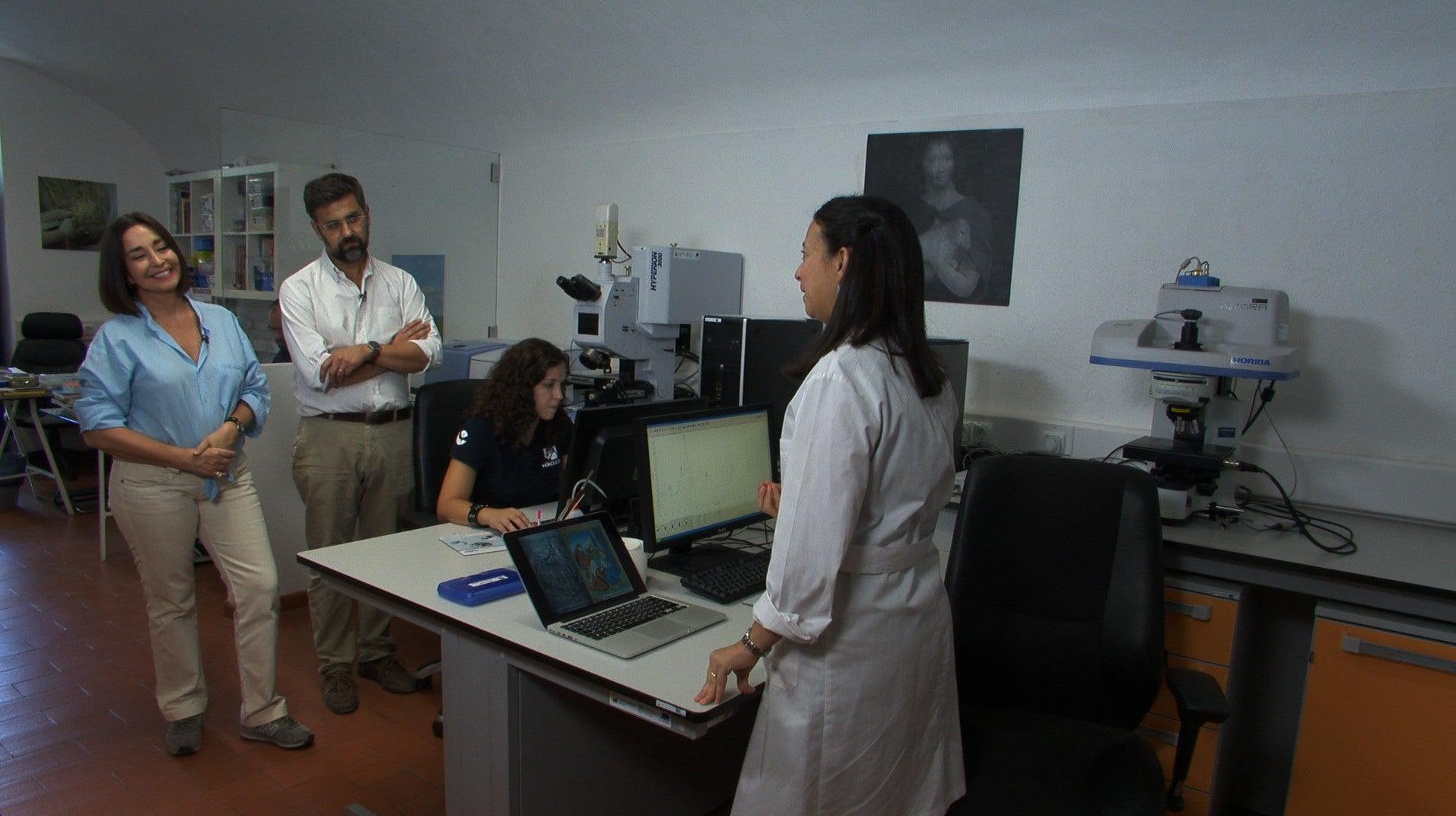 Laboratório Hercules, Universidade de Évora