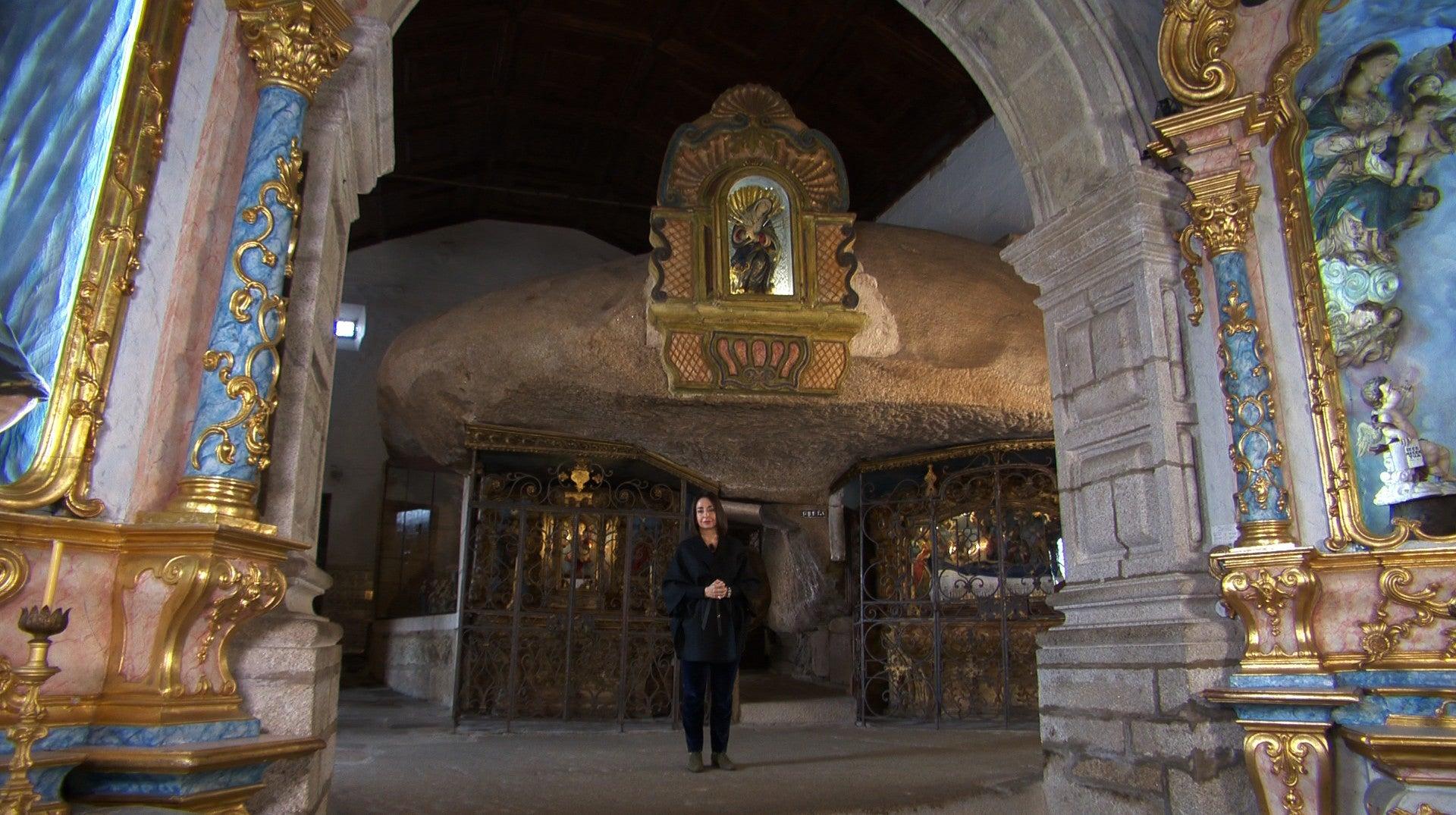 Santuário de Nossa Senhora da Lapa Sernancelhe, Beira Alta
