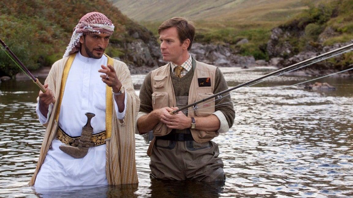 A Pesca do Salmão no Iémen