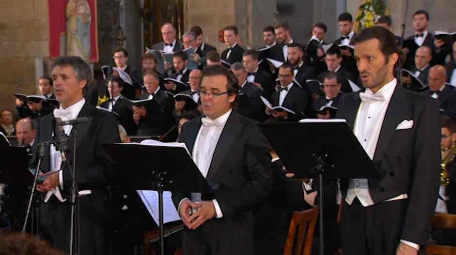 Play - Concerto Comemorativo dos 150 anos do Coro Padre Tomás de Borba