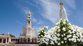 Cerimónias de Fátima - Missa, Bênção e Adeus à Virgem