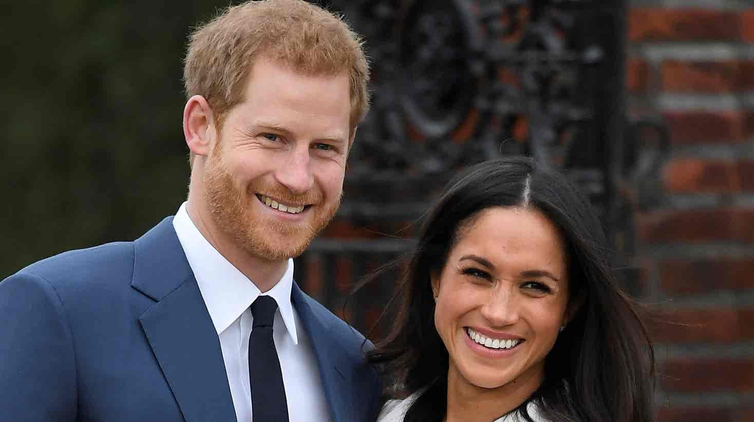 Play - Casamento Real do Príncipe Harry e Meghan Markle