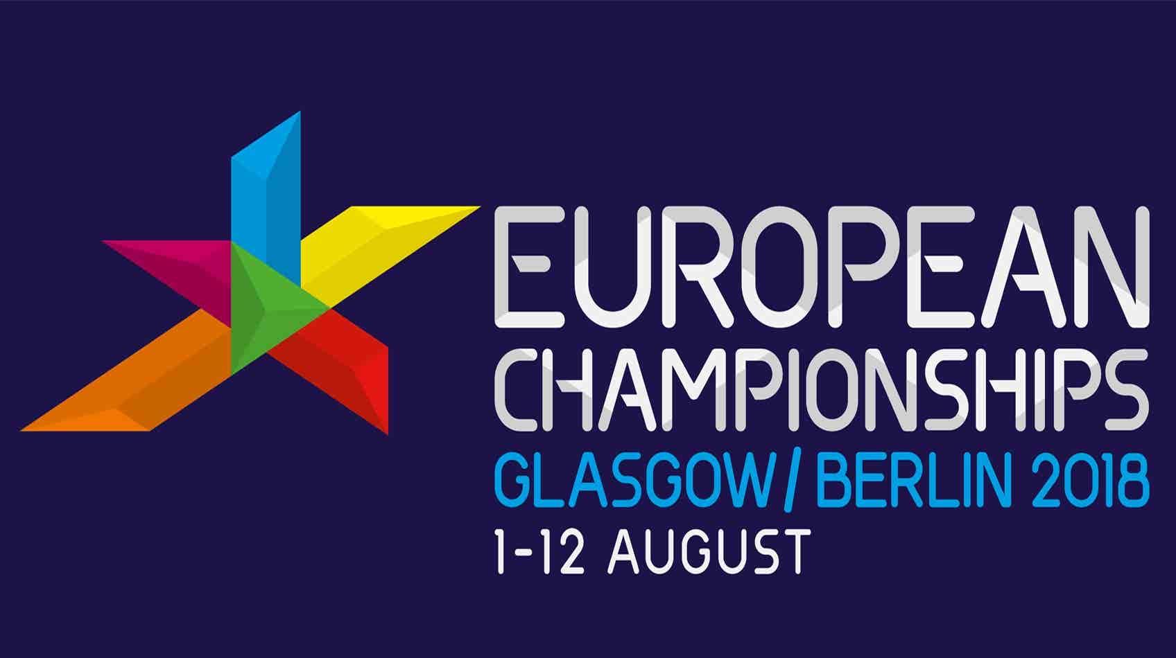 Play - Campeonatos Europeus Glasgow/Berlim 2018
