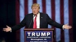 O Presidente Trump