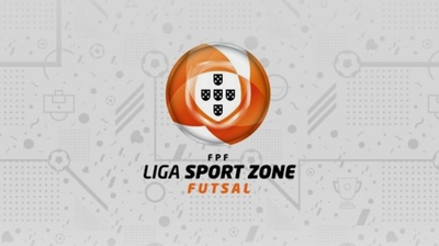 Futsal  Liga Sport Zone 2018 2019 Episódio 18 - de 24 Fev 2019 - RTP ... cd8be97edd629