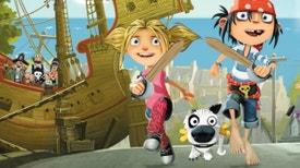 Os Vizinhos Piratas