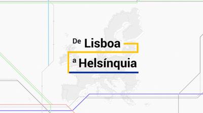 De Lisboa a Helsínquia