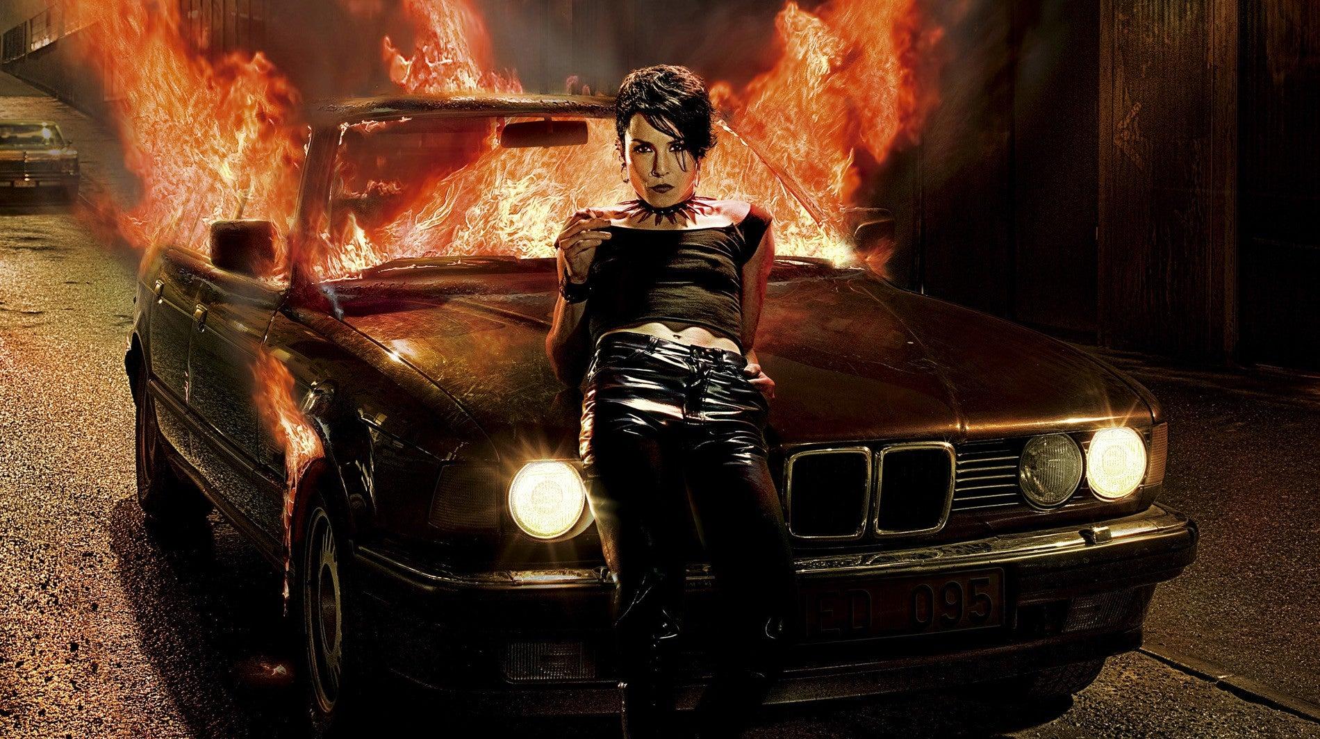 Millennium 2: A Rapariga que Sonhava com uma Lata de Gasolina e um Fósforo