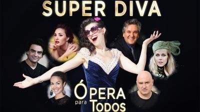 Play - Super Diva - Ópera Para Todos