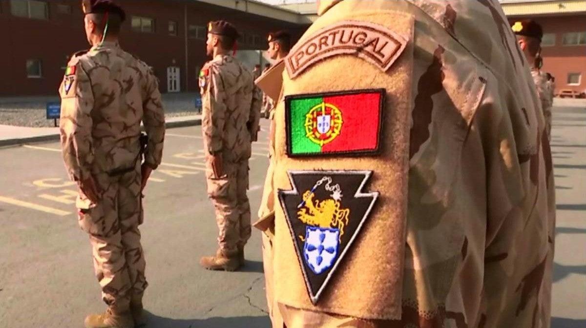 Missões das Forças Armadas Portuguesas no Estrangeiro