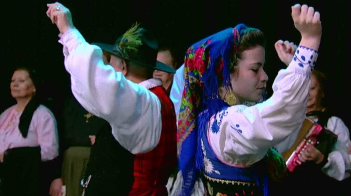 Folclore é Património no Rio de Janeiro
