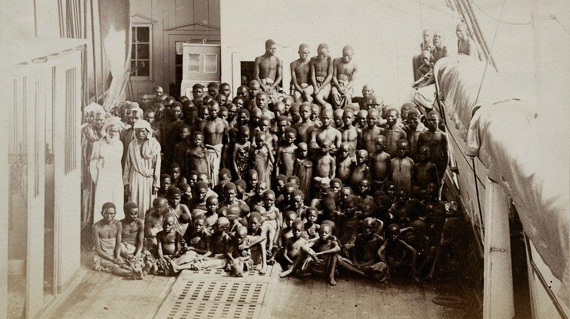 1789-1888: As Novas Fronteiras da Escravatura