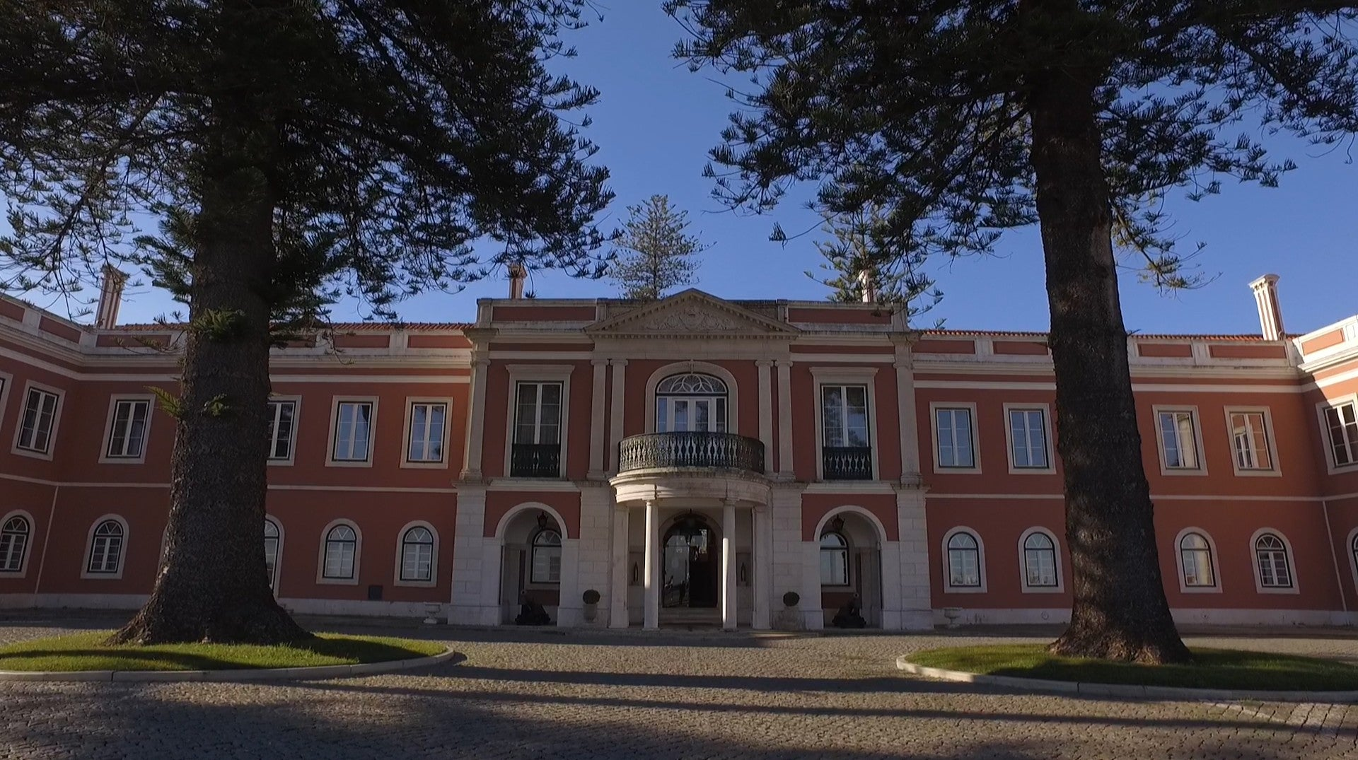 Antiga Quinta Real do Alfeite