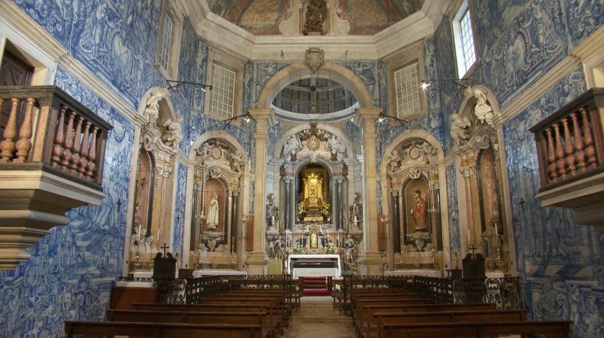 Convento e Igreja do Desagravo do Santíssimo Sacramento do Louriçal
