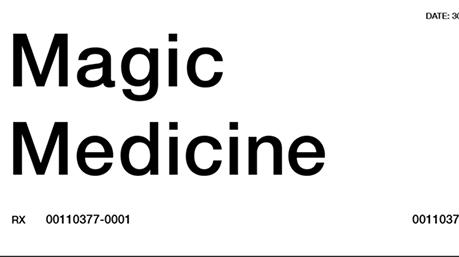 Medicamento mágico