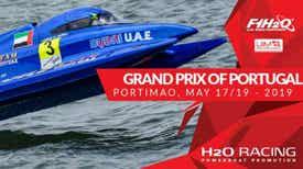 Motonáutica - Grande Prémio Portugal F1