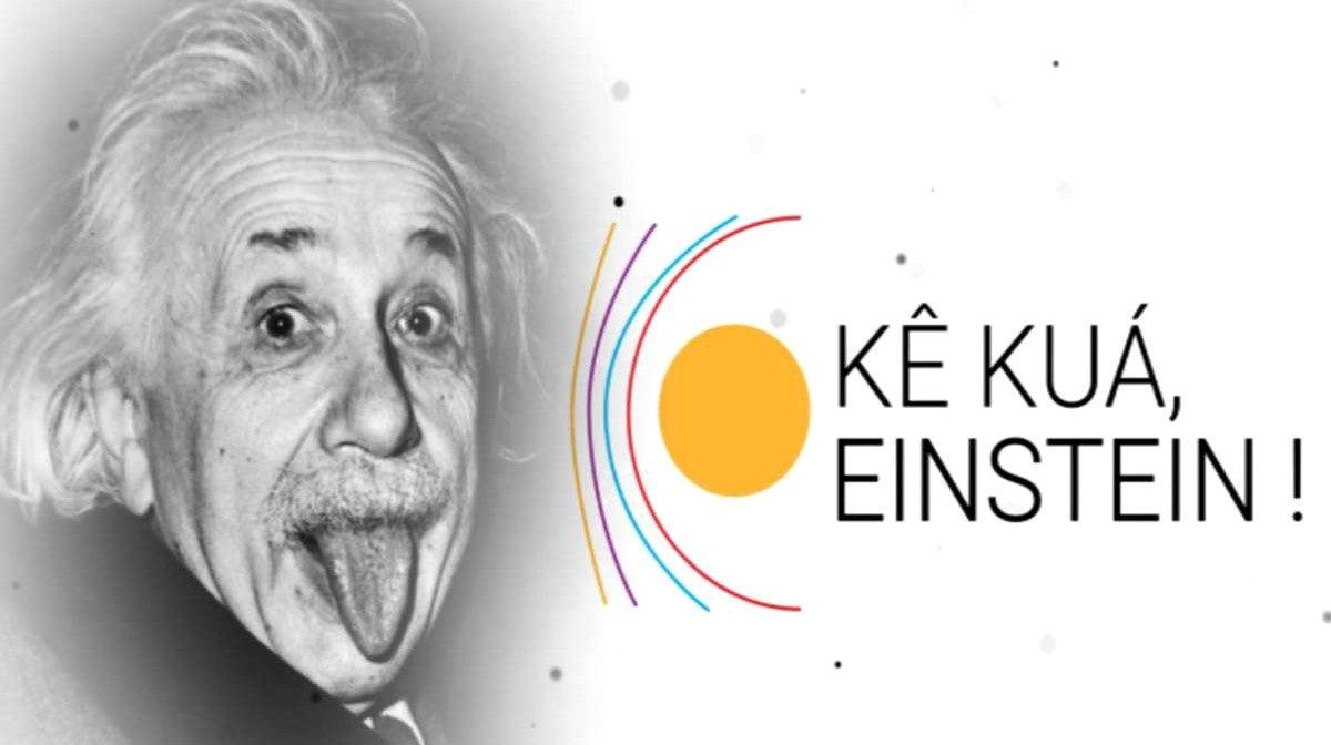 Kê Kuá Einstein