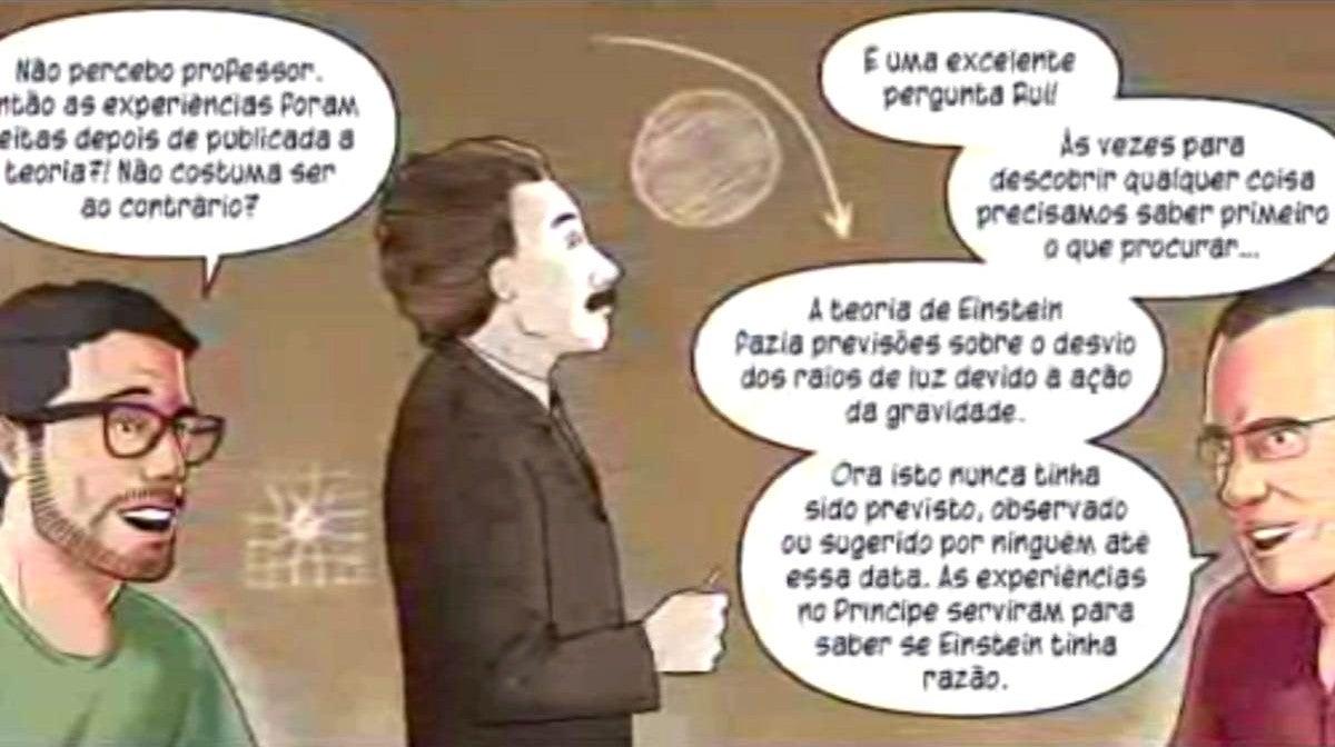 Ciência Ilustrada - Episódio Banda Desenhada