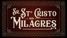Festa Senhor Santo Cristo dos Milagres 2019 - Recolha da Imagem