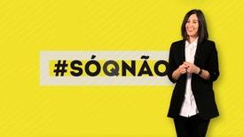 #SÓQNÃO - Carla: depressão é fraqueza