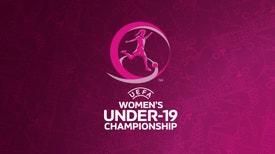 UEFA Campeonato da Europa Feminino sub-19 - França vs Alemanha