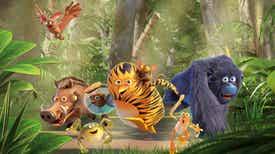 Ao Resgate da Selva