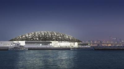 Play - O Louvre de Abu Dhabi - O Nascimento de um Museu