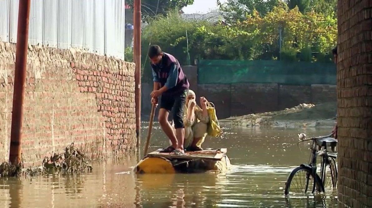 As Inundações Gigantes