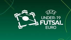 UEFA Campeonato Europeu de Futsal sub-19 - Croácia vs Espanha
