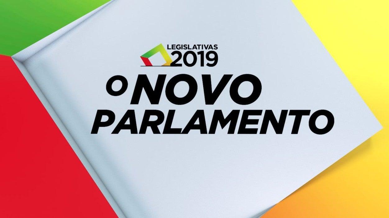 Eleições Legislativas 2019 - O Novo Parlamento