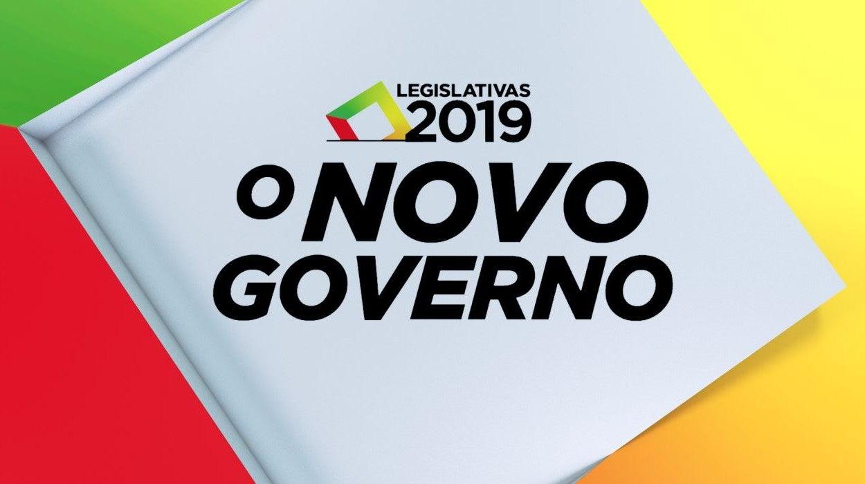Eleições Legislativas 2019 - O Novo Governo