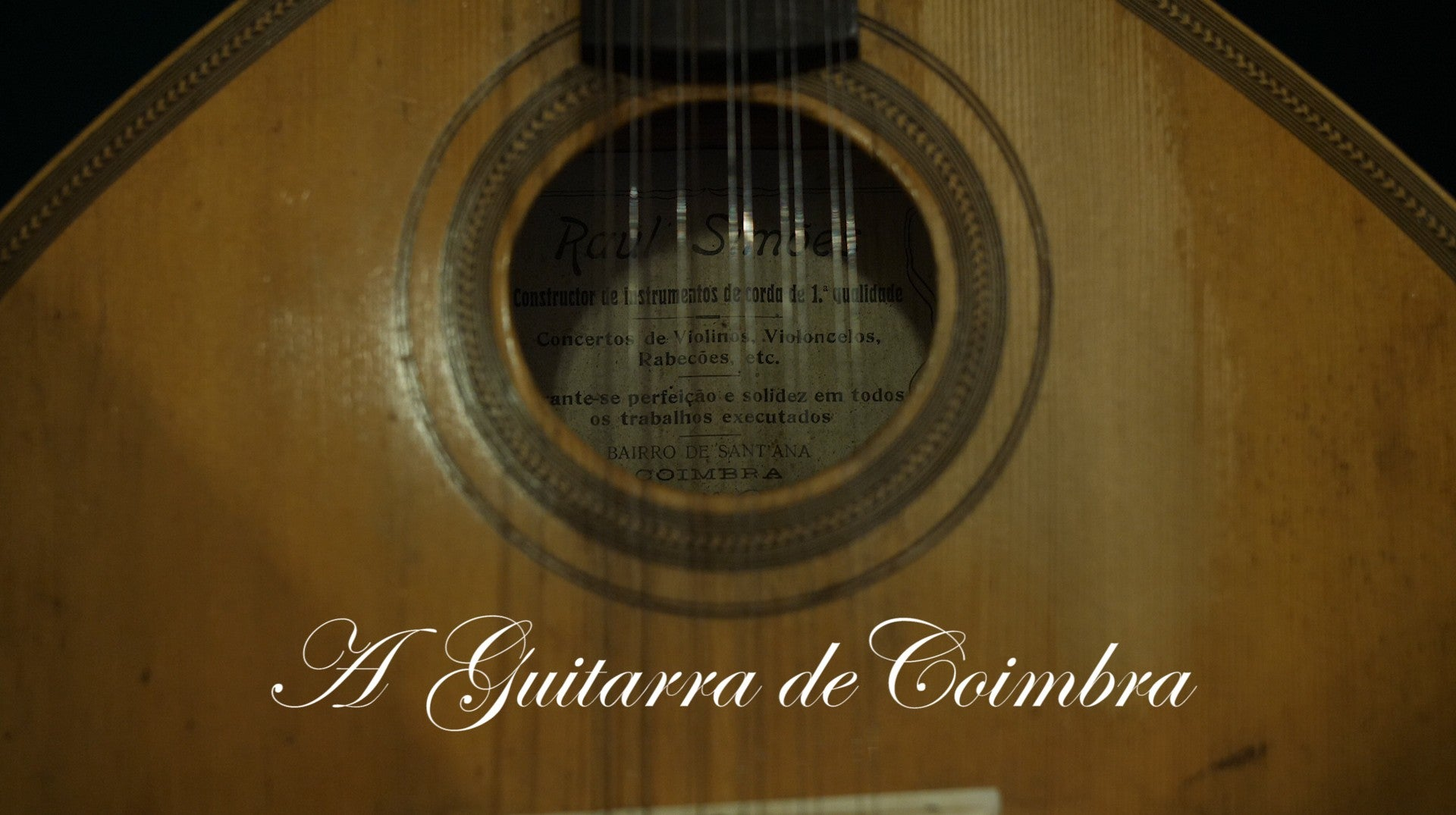A Guitarra de Coimbra