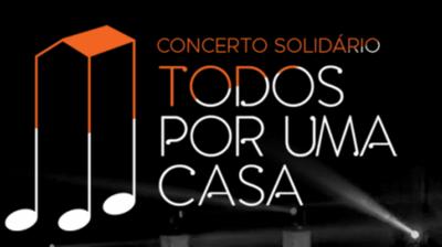 Play - Todos Por Uma Casa - Concerto Solidário