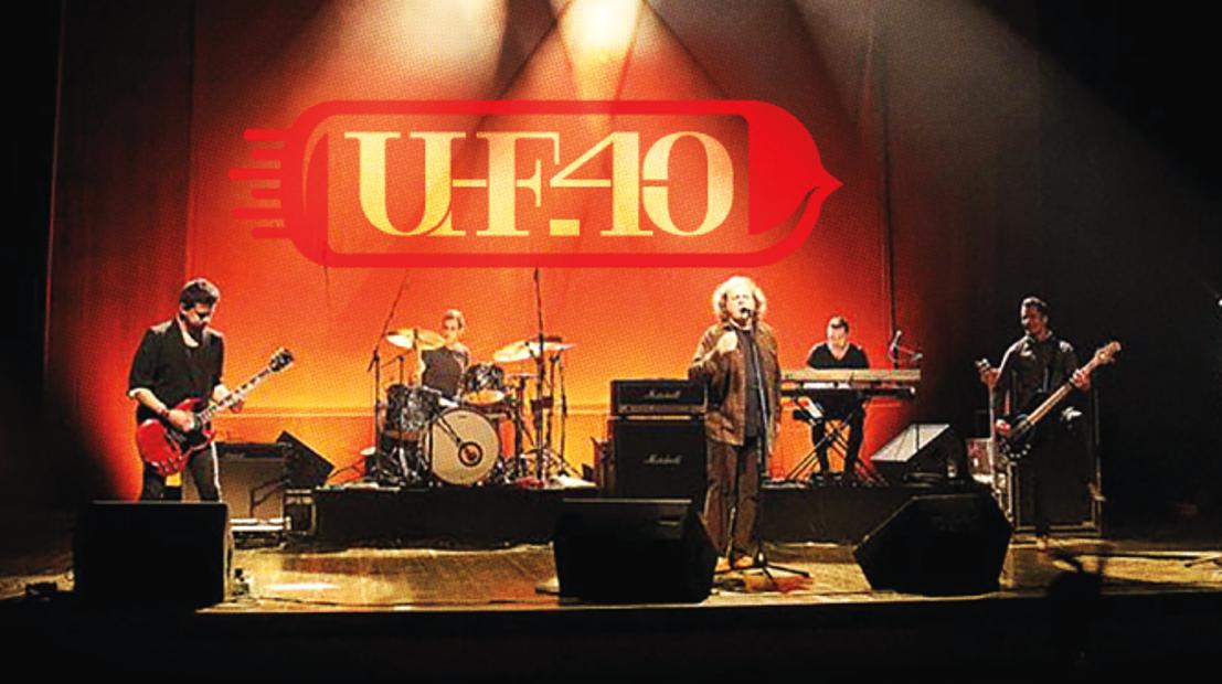 UHF - 40 Anos Numa Noite