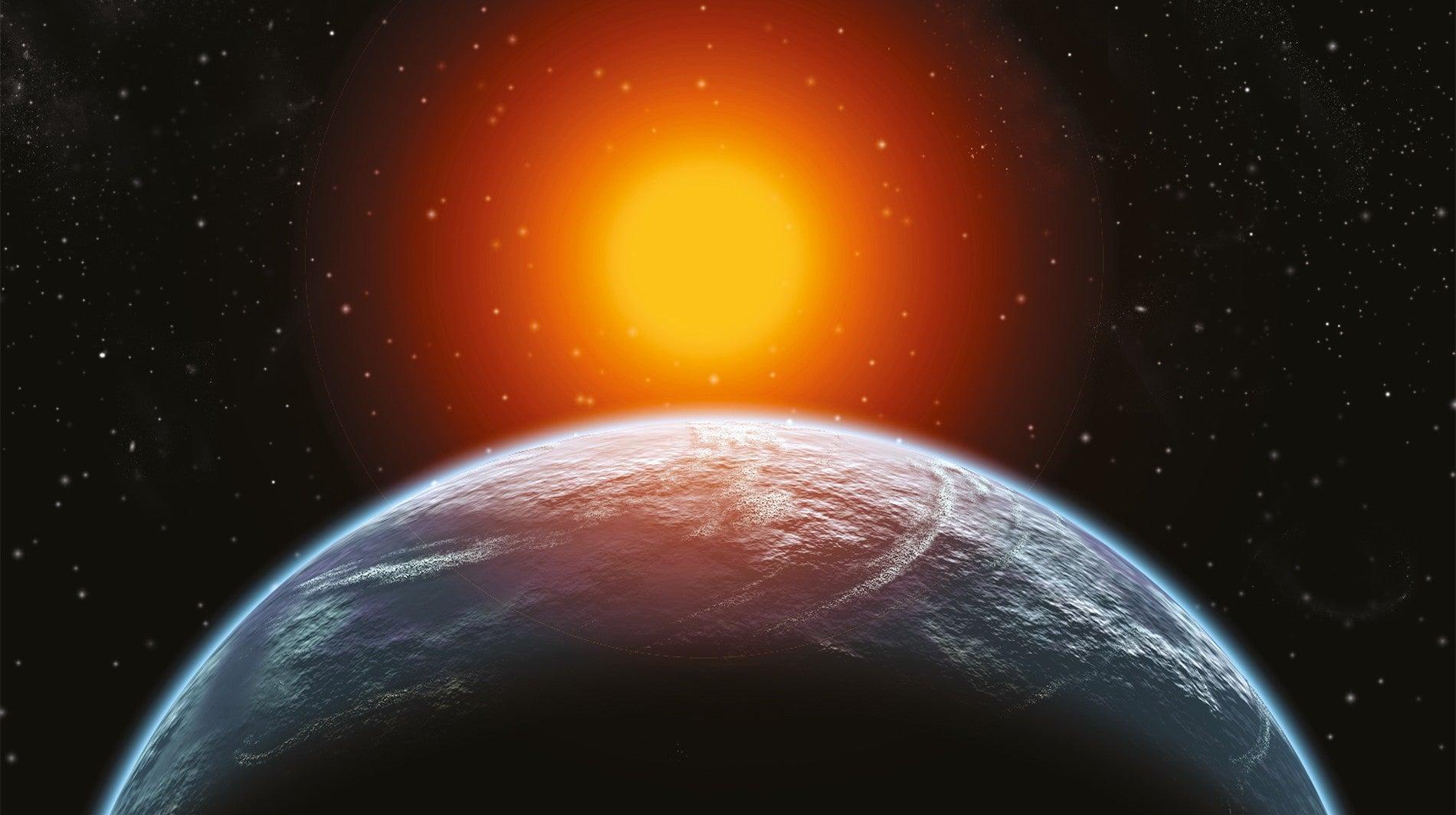 O Sol e o Homem