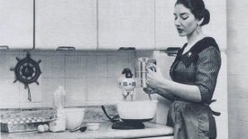 As Receitas de Maria Callas