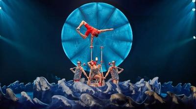 Play - Cirque du Soleil: Luzia