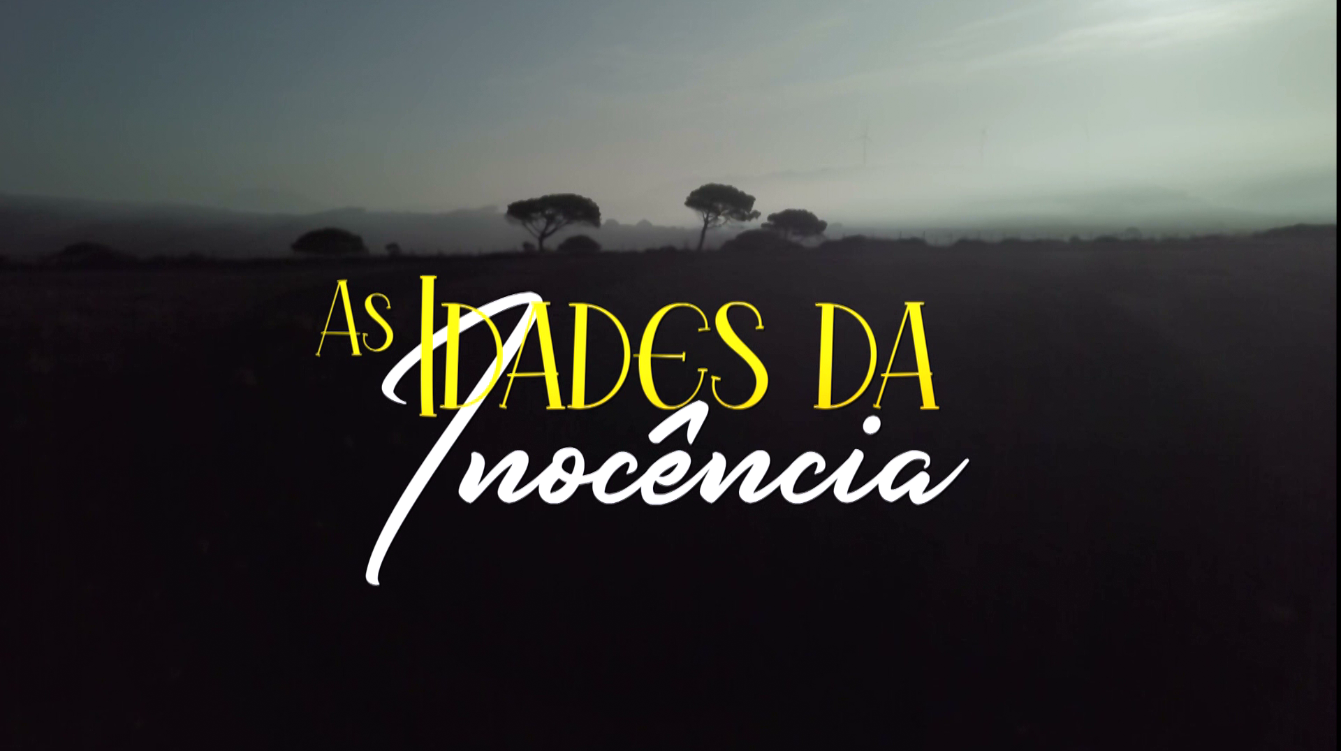 As Idades da Inocência