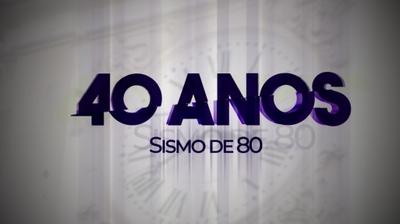 Play - 40 Anos Sismo de 80