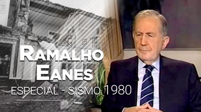 Play - Ramalho Eanes - Especial Sismo 1980