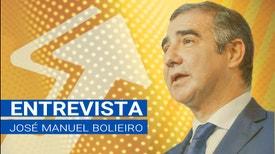 Entrevista - José Manuel Bolieiro
