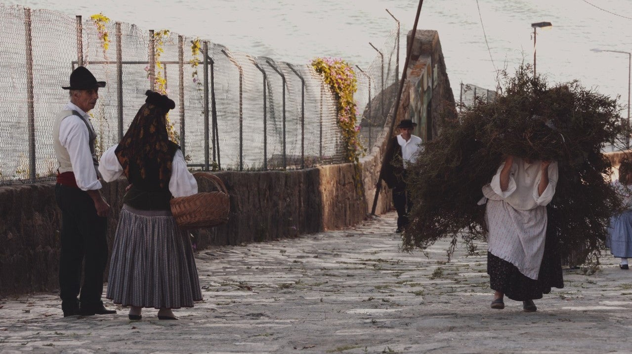 Carquejeiras - As Escravas do Porto
