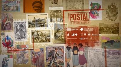 Play - Postal da Grande Guerra