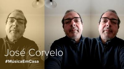 Play - José Corvelo - Música em Casa