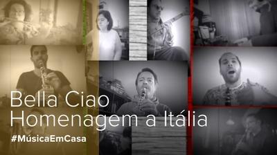 Play - Bella Ciao - Homenagem a Itália