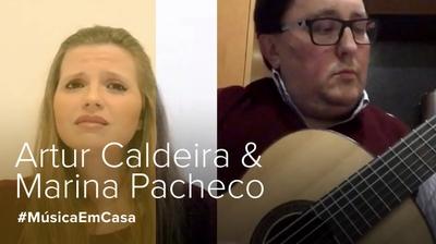 Play - Artur Caldeira e Marina Pacheco